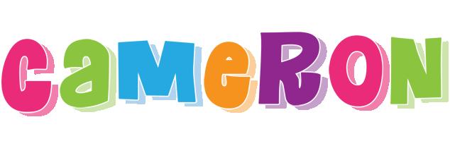 Cameron friday logo