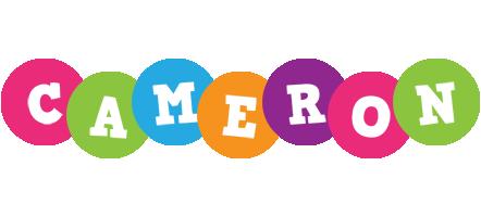 Cameron friends logo