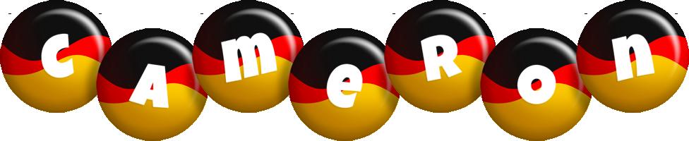 Cameron german logo