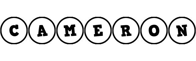 Cameron handy logo