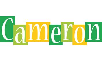 Cameron lemonade logo