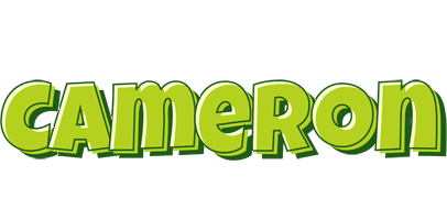 Cameron summer logo