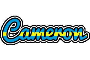 Cameron sweden logo