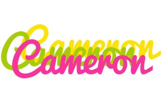 Cameron sweets logo