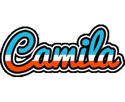 Camila america logo