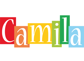 Camila colors logo