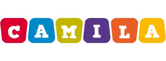 Camila kiddo logo