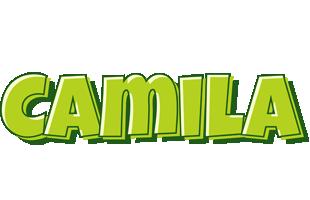 Camila summer logo