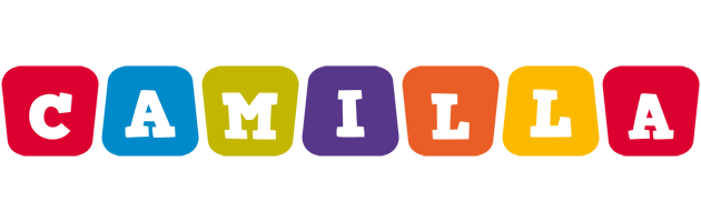 Camilla kiddo logo