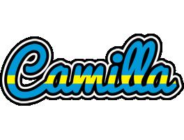 Camilla sweden logo
