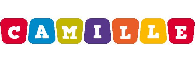 Camille kiddo logo