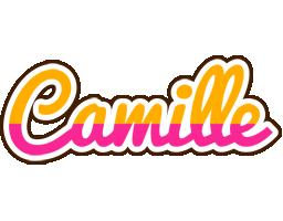 Camille smoothie logo