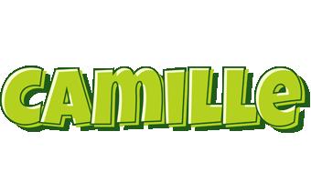 Camille summer logo