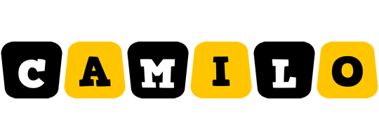 Camilo boots logo