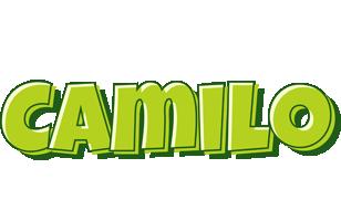 Camilo summer logo