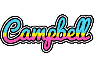 Campbell circus logo
