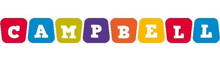 Campbell kiddo logo
