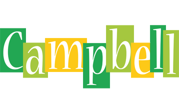 Campbell lemonade logo
