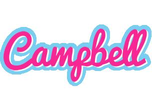 Campbell popstar logo