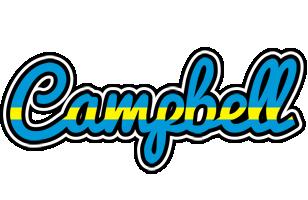 Campbell sweden logo