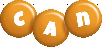 Can candy-orange logo