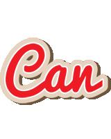 Can chocolate logo