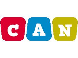 Can daycare logo