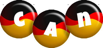 Can german logo