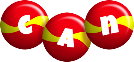 Can spain logo
