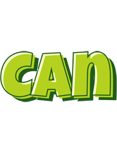 Can summer logo