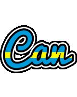 Can sweden logo