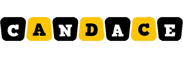 Candace boots logo