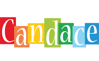 Candace colors logo