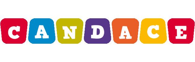 Candace daycare logo