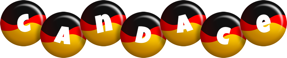Candace german logo