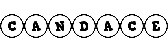 Candace handy logo