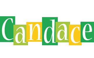Candace lemonade logo