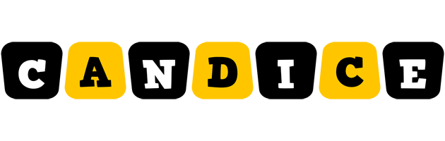 Candice boots logo