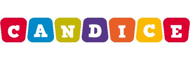 Candice daycare logo