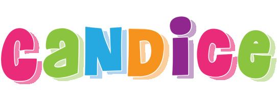 Candice friday logo