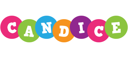 Candice friends logo