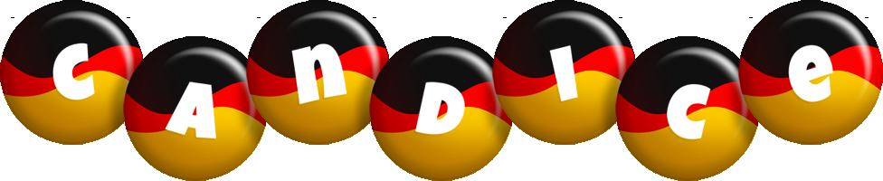 Candice german logo