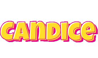 Candice kaboom logo