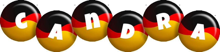 Candra german logo