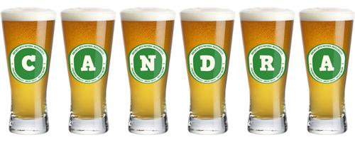 Candra lager logo