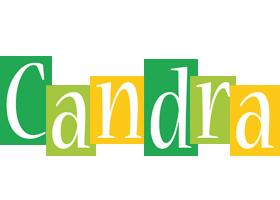 Candra lemonade logo