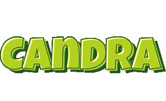 Candra summer logo