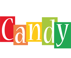 Candy colors logo