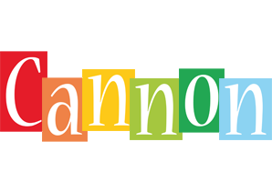 Cannon colors logo
