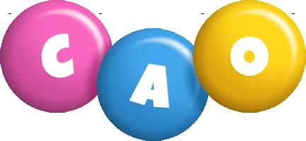 Cao candy logo